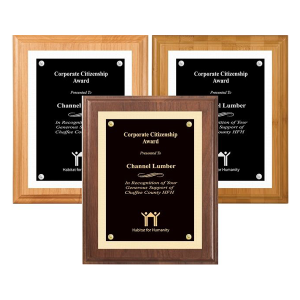 Our San Angelo Plaque Awards feature a range of customization and design options.