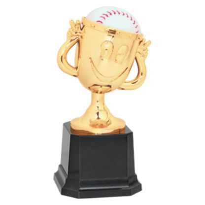 Baseball Happy Cup Trophy