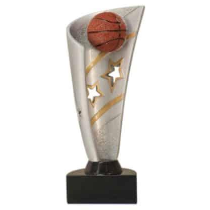 Basketball Banner Award
