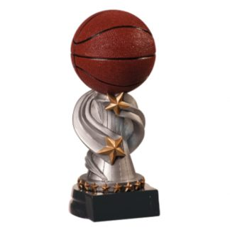 Basketball Encore Resin Award