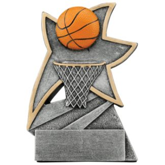 Basketball Jazz Star Award