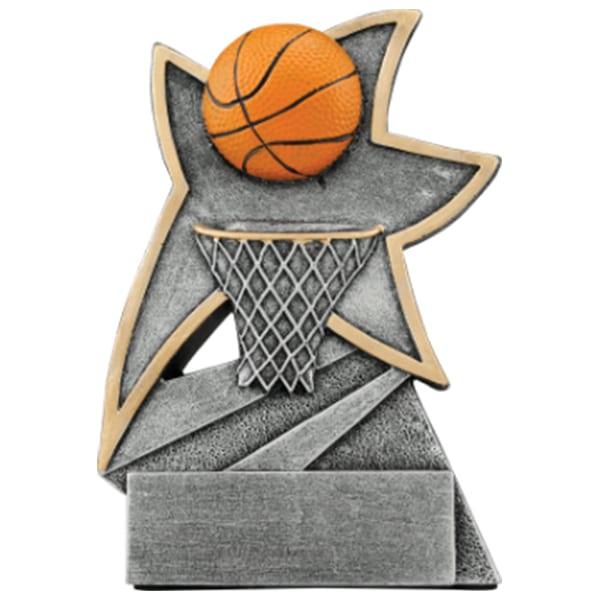 Basketball Jazz Star Award