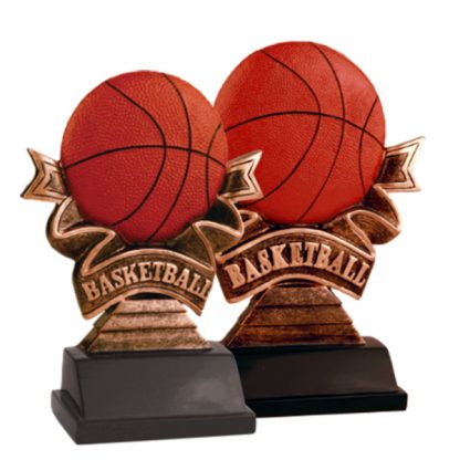 Our Basketball Ribbon Awards are perfect for your basketball star