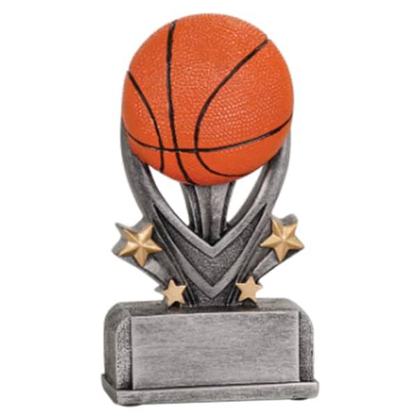 Basketball Varsity Sport Resin Award