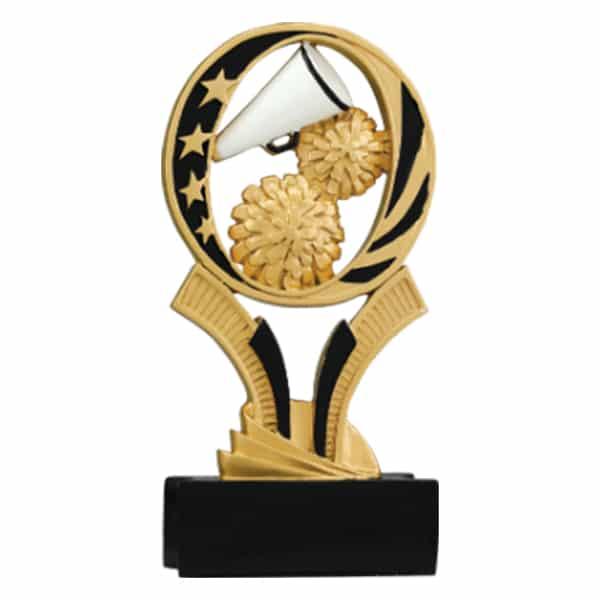 Cheer Midnite Star Resin Award