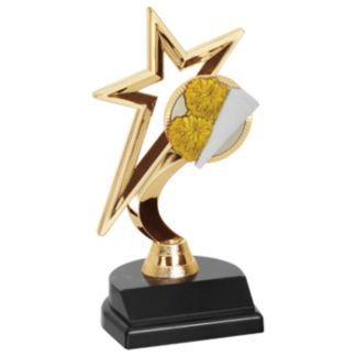 Cheer Star Trophy