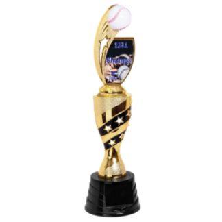 Custom Graphic Baseball Trophy
