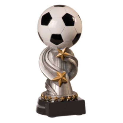 Encore Soccer Resin Award