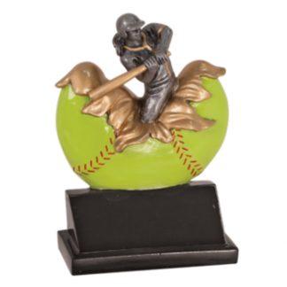 Exploding Softball Award