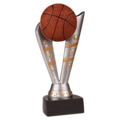 Fanfare Basketball Award