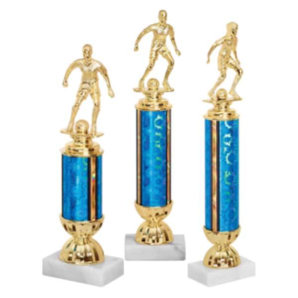 Female Soccer Trophies
