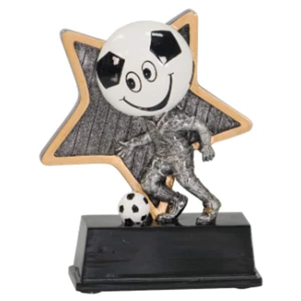 Little Pal Soccer Resin Award