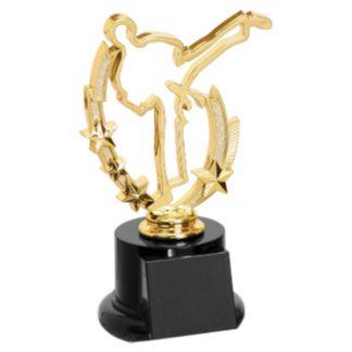 Martial Arts Profile Trophy