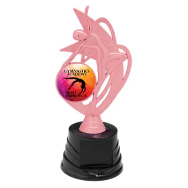 Pink Dance Trophy