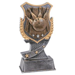 Small Bowling Shield Award