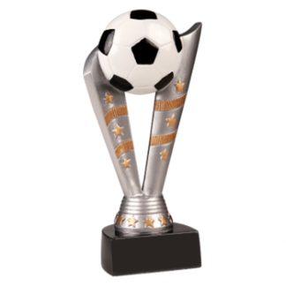 Soccer Fanfare Resin Award