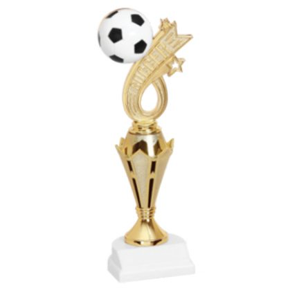 Soccer Headline Trophy