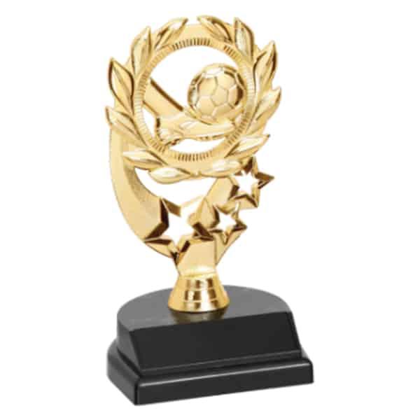 Soccer Sport Wreath Trophy