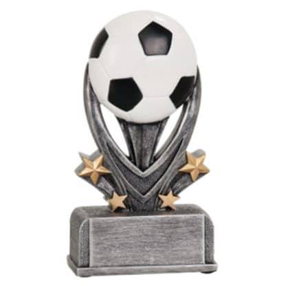 Soccer Varsity Resin Award