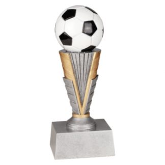 Soccer Zenith Resin Award