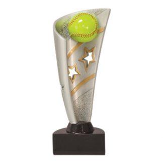 Softball Banner Award