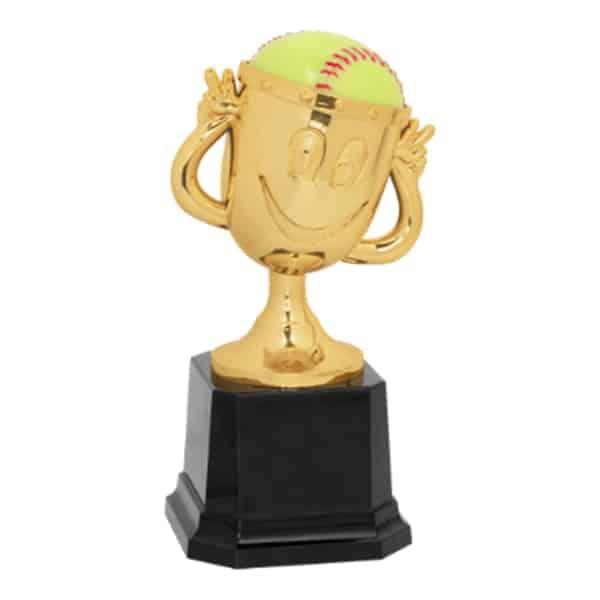 Softball Happy Cup Award