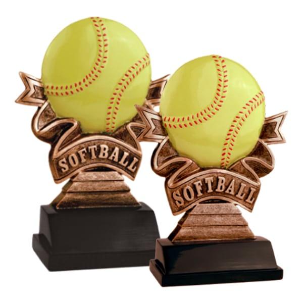 Softball Ribbon Awards