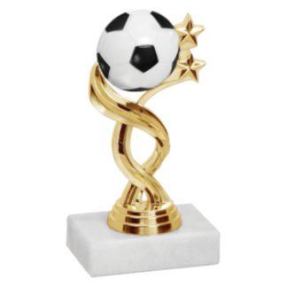 Twisted Sport Soccer Trophy