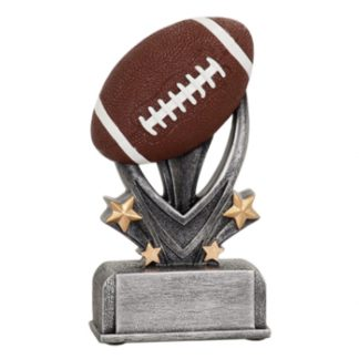 Varsity Football Resin Award